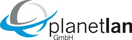 planetlan GmbH logo